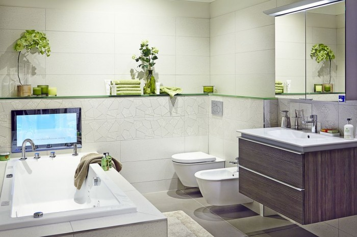 Technology For Your Bathroom…